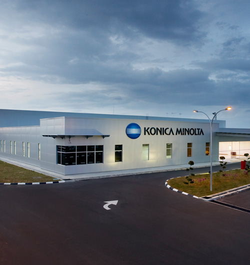 konica minolta architect firm