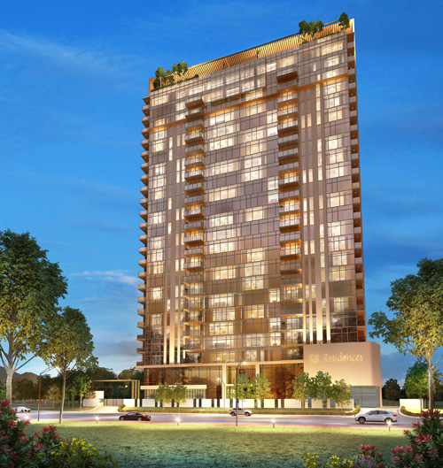 condominium ampang hilir architect firm