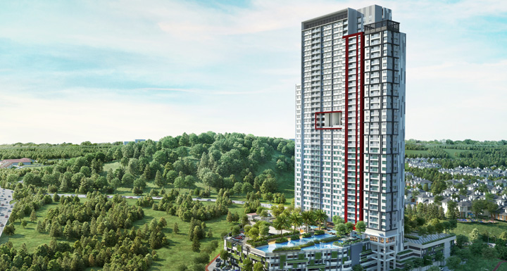 Mitrajaya is Contractor for Putrajaya Job