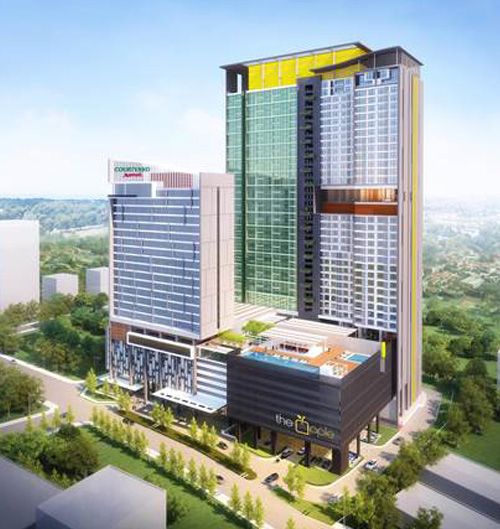 COURTYARD BY MARRIOTT & APPLE 99 SERVICED SUITES